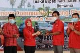 Wabup Kebumen Apresiasi Penanaman 1.000 Pohon oleh Komunitas Innova