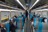 Keberangkatan KA di Daop 1 Jakarta Tak Ada Lonjakan Penumpang