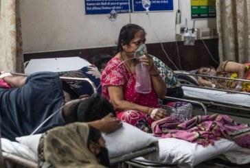 Parah! Covid-19 di India Tembus 20 Juta, Oksigen Habis, Sulit Bakar Mayat