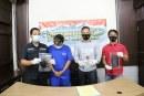Jual Narkotika ke Warga Kebumen, Pria Ini Ditangkap Polisi