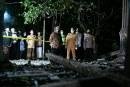 Bupati Kebumen Kunjungi Lokasi Ledakan Mercon, Sampaikan Keprihatinan