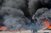 Biadab! Israel Gunakan Gas Beracun Serang Warga Gaza