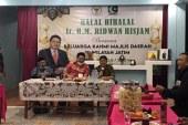Ridwan Hisjam Resmi Mendaftar sebagai Calon Presidium KAHMI Jatim