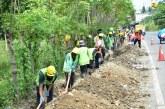Hingga Pertengahan Juni 2021, Tercatat 230.007 Tenaga Kerja Terserap dalam Program Padat Karya Bidang Jalan dan Jembatan