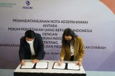 Peruri Teken Nota Kesepahaman Bersama Bank Syariah Indonesia