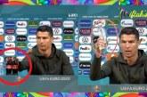 Akibat Disingkirkan Ronaldo, Coca-Cola Rugi Rp56 Triliun