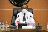SKB Pedoman Implementasi UU ITE Ditandantangi, Mahfud MD Berharap Beri Perlindungan Pada Masyarakat