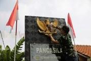 FOTO Peringatan Hari Lahir Pancasila Digelar di Kampung Teras Pancasila