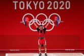 Eko Yuli Irawan Persembahkan Medali Perak di Olimpiade Tokyo 2020