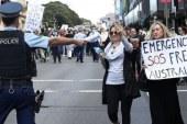 Tentara Australia Baru Diturunkan Setelah Lockdown Diprotes Masyarakat