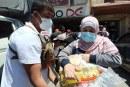 Musim Panas, Eko Sulistio Distribusikan Bantuan untuk 5.000 Pengungsi Palestina