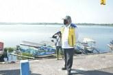 Basuki Instruksikan Revitalisasi Kawasan Bendungan Cengklik di Boyolali