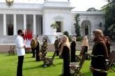 Pesan Jokowi kepada Pelaku UMK: Tetap Bekerja Lebih Keras dan Tahan Banting
