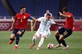 Dramatis, Argentina Tersingkir di Olimpiade Tokyo