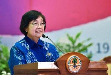 Tradisi Baru, Menteri LHK Sampaikan Penghargaan kepada Pejuang Lingkungan dan Kehutanan