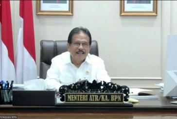 Percepat Penyelesaian Konflik Agraria, Menteri ATR/BPN: Seluruh Pihak yang Terlibat Harus Bergerak Lebih Cepat