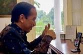 Jokowi Mengaku Ikut Deg-degan Nonton Laga Final Pasangan Greysia dan Apriyani