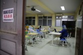 FOTO PTM Terbatas di Jakarta Dimulai Hari Ini