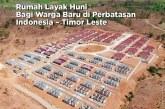 Rusus untuk WNI Baru Eks Pengungsi Timor Timur