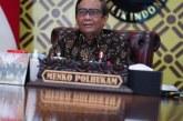 Masjid Ahmadiyah Dirusak, Mahfud MD Telepon Kapolda dan Gubernur Kalbar