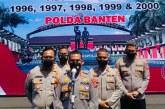 Baru Ada di Polda Banten, 5 Angkatan Alumni Akpol Bersatu Baksos dan Vaksinasi
