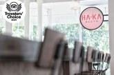 HaKa Resto Rasuna Jakarta Raih Penghargaan Kelas Dunia di Ajang Travelers Choice 2021
