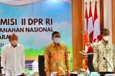 Komisi II DPR RI Dorong Penguatan Kelembagaan sebagai Upaya Preventif dalam Penyelenggaraan Penataan Ruang