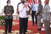 Presiden Jokowi Serahkan 124.120 Sertifikat Hak Atas Tanah Hasil Reforma Agraria di 26 Provinsi