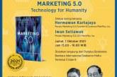 Buku Marketing 5.0: Technology for Humanity telah hadir di Periplus