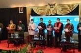 Wamenag Pimpin Pembacaan Deklarasi Agama-agama untuk Indonesia yang Adil dan Damai