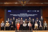 Bahas Sinergi di Bidang Parekraf, Sandiaga Uno Undang 19 Duta Besar Anggota Uni Eropa
