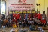 KLHK Serahkan Peralatan Pemadaman Karhutla kepada MPA-Paralegal