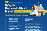 BPJPH Kemenag: Obat-obatan, Kosmetik, dan Barang Gunaan Wajib Bersertifikat Halal
