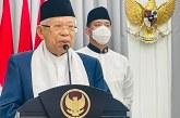 Peringatan Maulid Nabi Muhammad 1443 H, Wapres: Teladani Akhlak Rasulullah dengan Bangun SDM Unggul