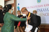 Keraton Surakarta Beri Gelar Bupati Kebumen Kanjeng Raden Arya Arif Sugiyanto Wreksonagoro