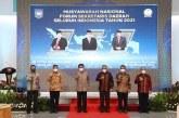 Sekda Provinsi NTB Terpilih Sebagai Ketua Umum FORSESDASI Periode 2021-2024