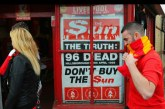 Majalah 'The Sun' Inggris Diboikot Fans Liverpool dan Dilarang Beredar