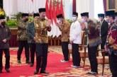 Jokowi Ungkap Indonesia Berpeluang Besar Jadi Pemain Utama Ekonomi Syariah dan Industri Halal Dunia