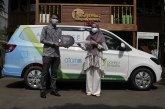 FOTO PT Atomy Indonesia Donasikan Ambulance Kepada Dompet Dhuafa