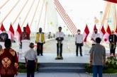 Jokowi Minta Jembatan Sei Alalak untuk Bangkitkan Kegiatan Produktif Masyarakat